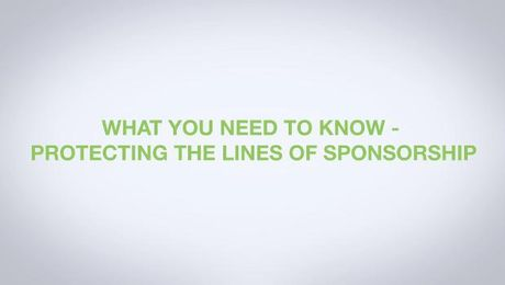 Protecting the Lines of Sponsorship