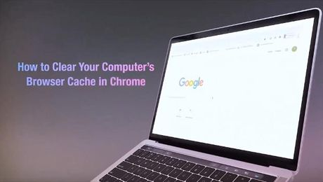 How to clear your computer and mobile's browser cache.