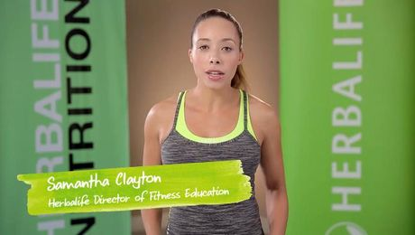 APAC Healthy Active Workout by Samantha Clayton