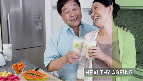 Healthy Ageing - APAC Nutrition Day