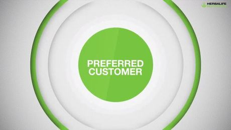 Online Application Process for  Preferred Customer