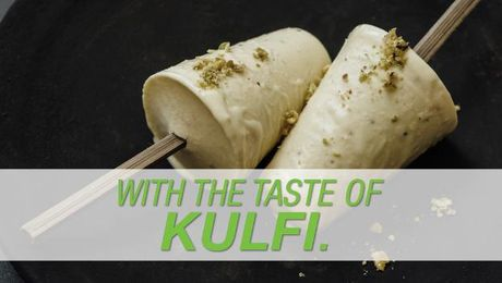 New F1 Kulfi Shake Mix!