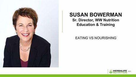 Eating Vs Nourishing