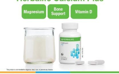 Calcium Plus Benefits