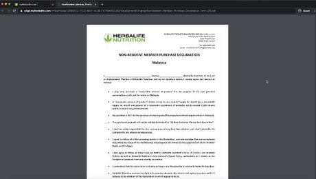 [EN] Herbalife Nutrition Website Features Part 2