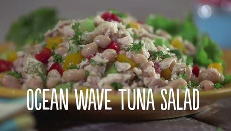 Ocean Wave Tuna Salad