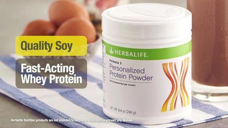 Product Spotlight on Personalized Protein Powder