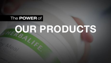 The Power of Herbalife Nutrition: Products
