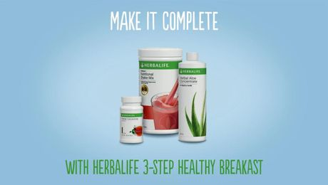 Make It Complete! Healthy Breakfast Campaign