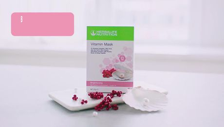 Herbalife Nutrition Vitamin Mask Product Spotlight