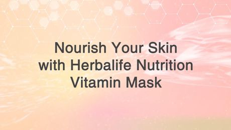 Herbalife Nutrition Vitamin Mask Educational Video