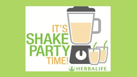 Shake Party Training