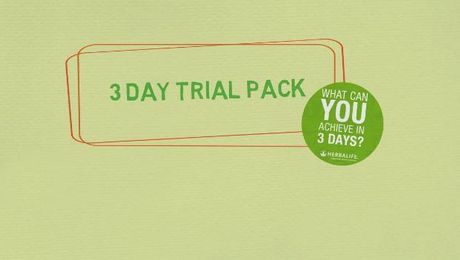 3 Day Trial Pack