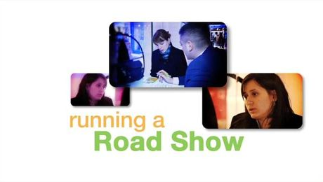Running a Road Show