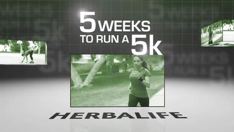 5 Weeks to Run a 5K: Week One