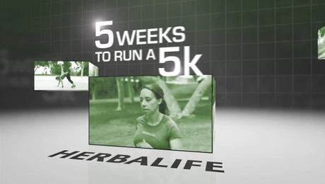 5 Weeks to Run a 5K: Week Three