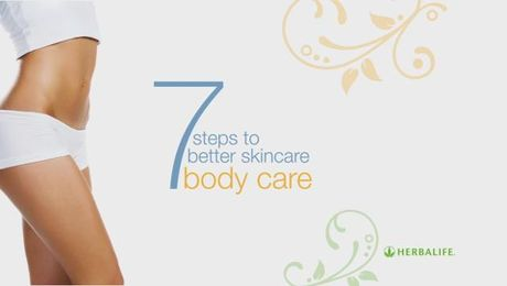 Step 6: Caring for your body