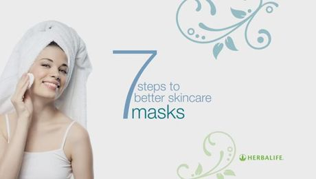 Step 5: Using face masks