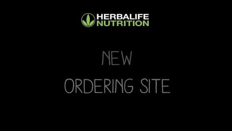 Welcome to the New MyHerbalife.com Ordering Site