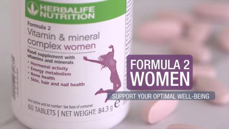 Product Spotlight: Formula 2 Women