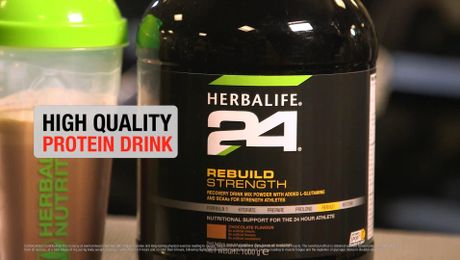 Product Spotlight: H24 Rebuild Strength