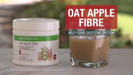 Product Spotlight: Oat Apple Fibre
