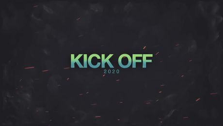 KICK OFF 2020 - Tickets on sale!