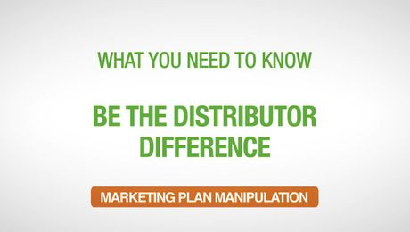 Marketing Plan Manipulation