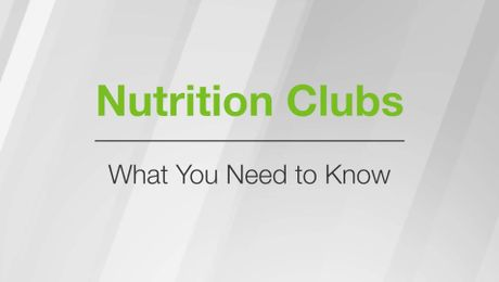 Nutrition Clubs - What You Need To Know
