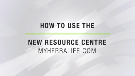 How to Use the New Resource Centre