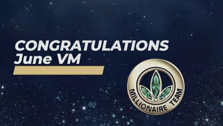 Millionaire Team Recognition May - July VM