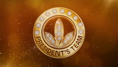President's Team Recognition May - July VM