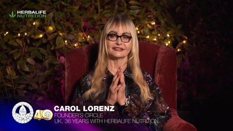 Carol Lorenz: Anniversary Celebration & Recognition