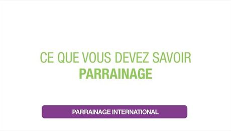 Parrainage international