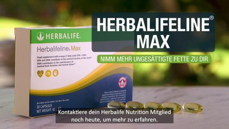 Spotlight Video Herbalifeline Max für DE & AT