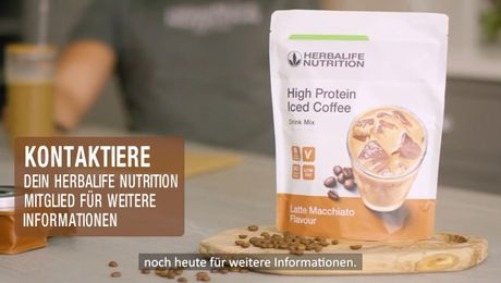 Spotlight Video High Protein Iced Coffee