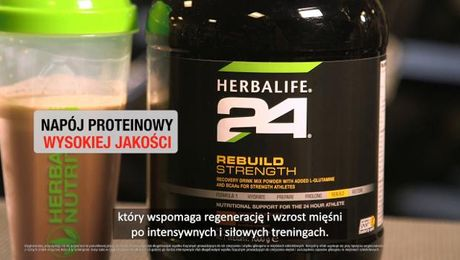 Prezentacja video produktu: H24 Rebuild Strength