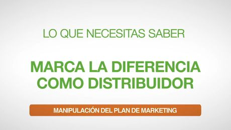 Manipulación del Plan de Marketing
