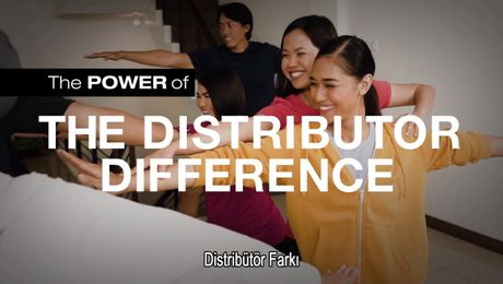 The Power of  Herbalife - Distributor Farkı