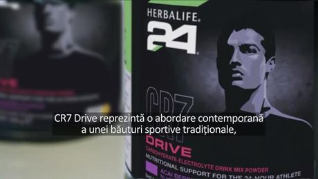 Product Spotlight: CR7 Drive