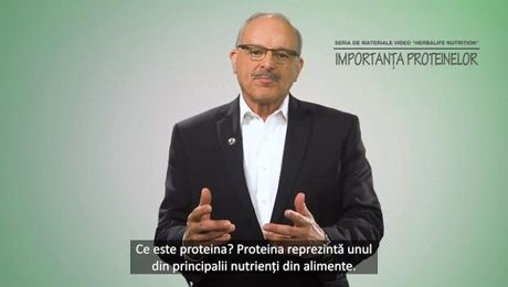 HNS - Importanța proteinelor