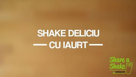 Herbalife Share a Shake! Iaurt Delicios