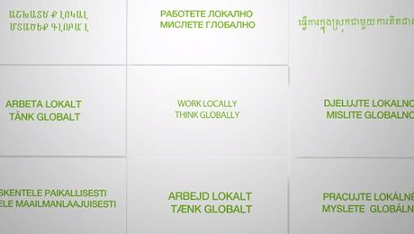Work Locally, Think Globally