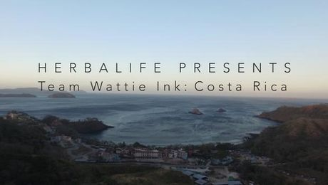 Team Wattie Ink: Costa Rica
