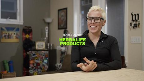 Heather Jackson: Herbalife Nutrition products