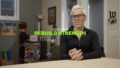 Heather Jackson: Herbalife24® Rebuild Strength