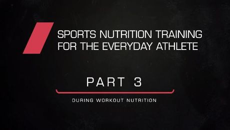 Sports nutrition for the everyday athlete- part 3