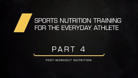 Sports nutrition for the everyday athlete- part 4