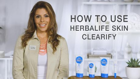 Herbalife SKIN Clearify Product Overview