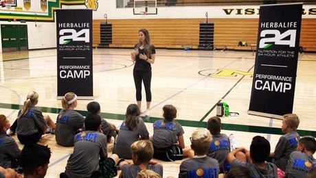 Impact Basketball Clinics and Sports Nutrition